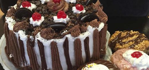 Выпечка тортов