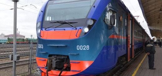 КТЖ.поезд