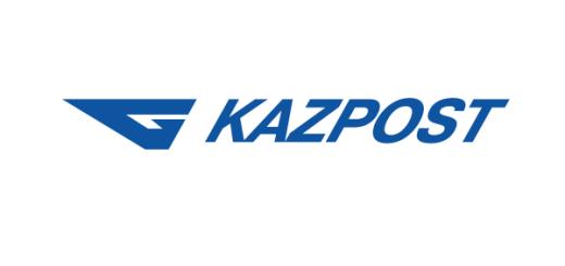 kazpost logo by babki.kz