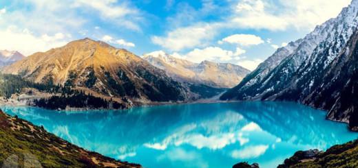 Страны безвизового въезда в Казахстан