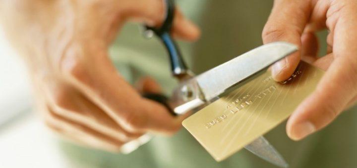 Почему от кредитной карты лучше избавиться